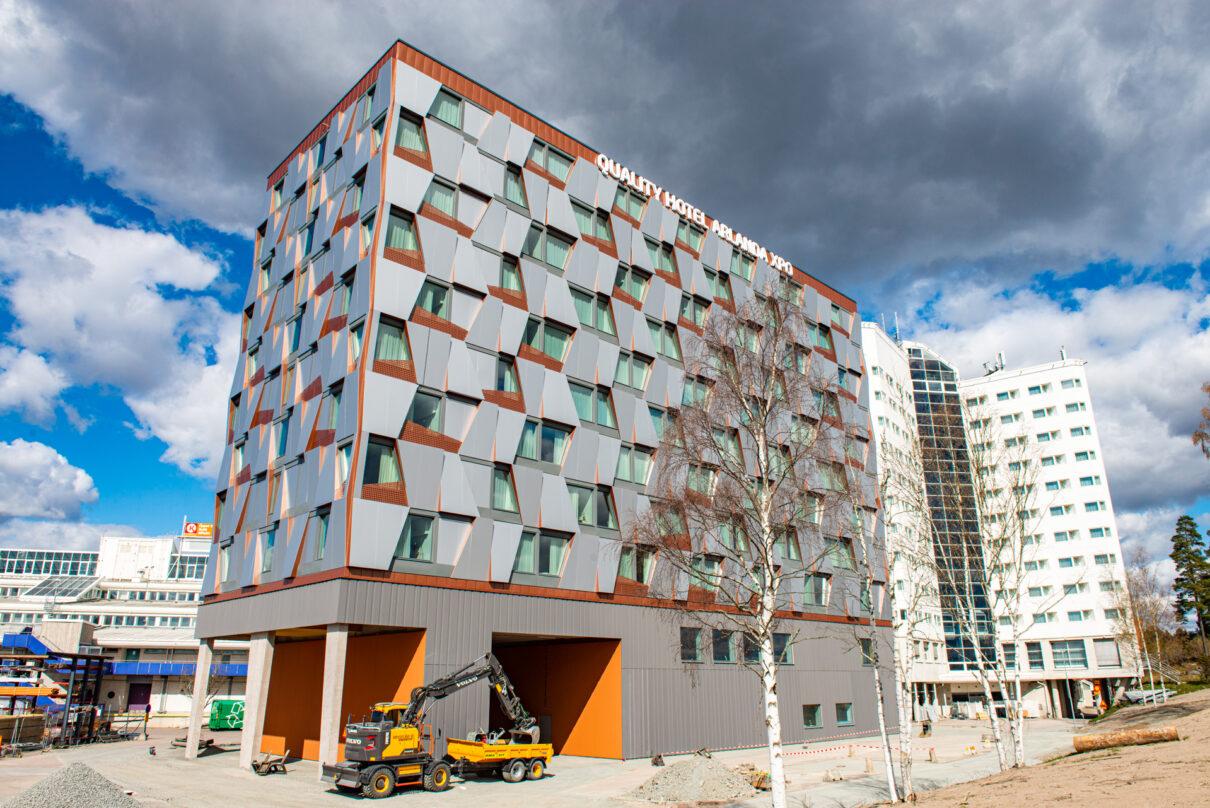 projekt expo - quality hotels Arlanda xpo